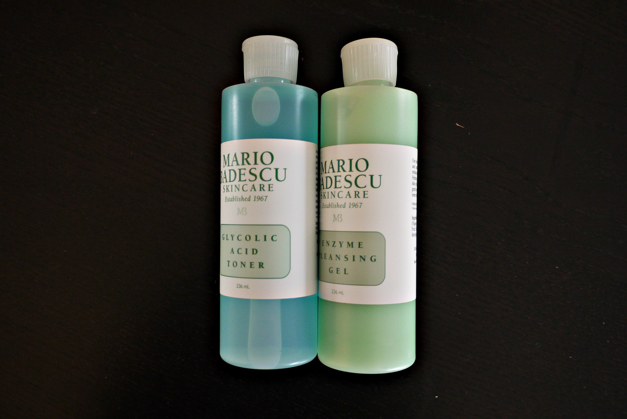 mario badescu enzyme cleansing gel how to use