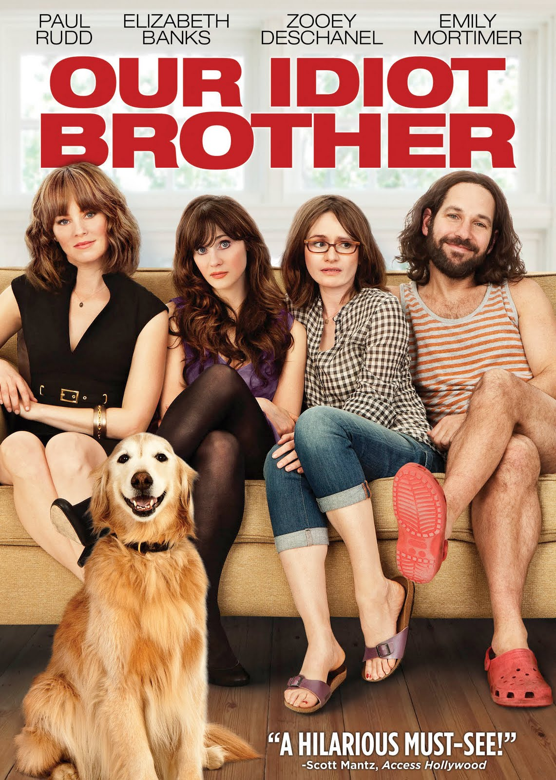 our idiot brother sd