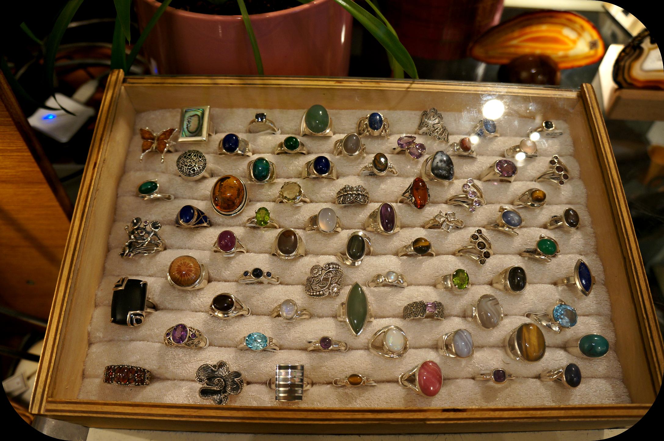 edelstenen en mineralen amsterdam