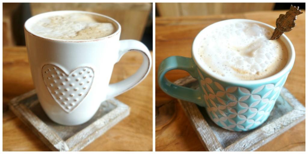 Koffie met Nut Dream