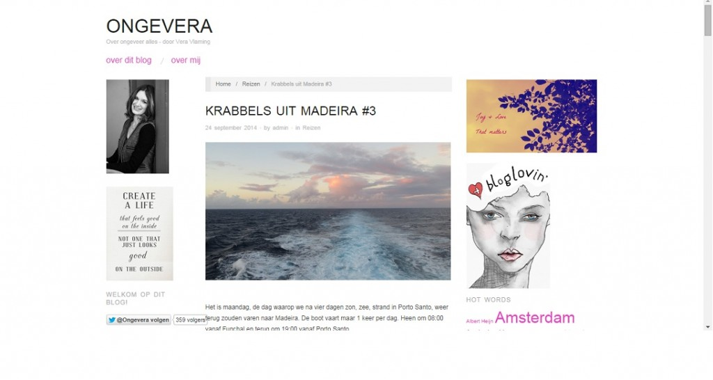 Oude lay-out Ongevera