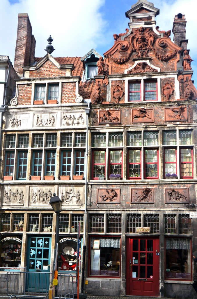 Vlaamse huisjes