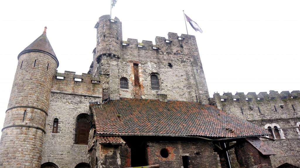 kasteelmuren