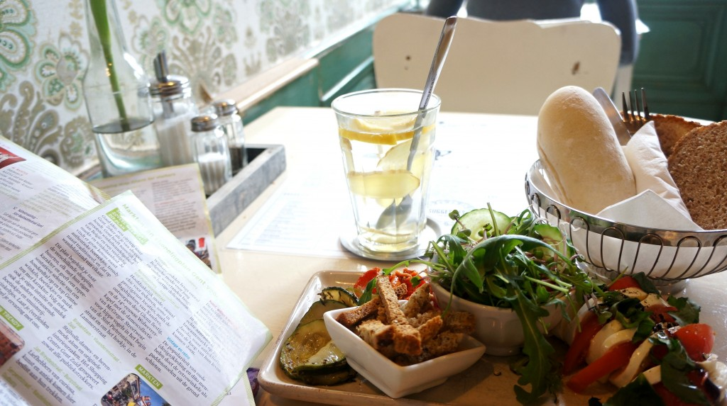 lunch @ Barista