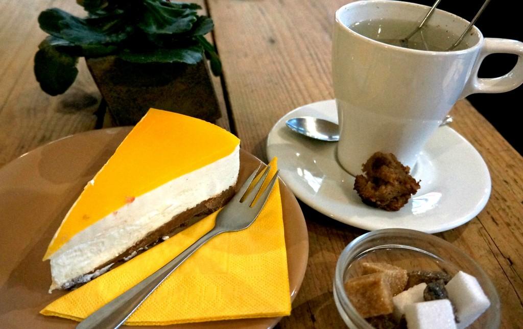 tea and tart
